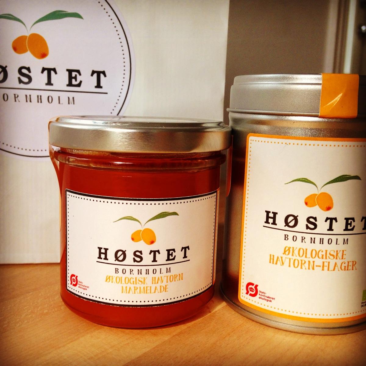 """""""Høstet"""": Bornholmer Sanddorn-Marmelade auf Erfolgskurs"""
