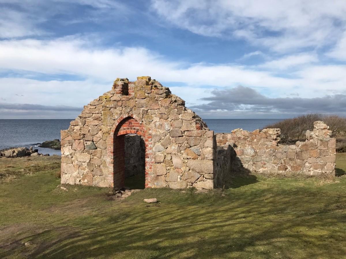 Neue Inselliebe: Svenja & Jens nach 37 Sommern im März auf Bornholm