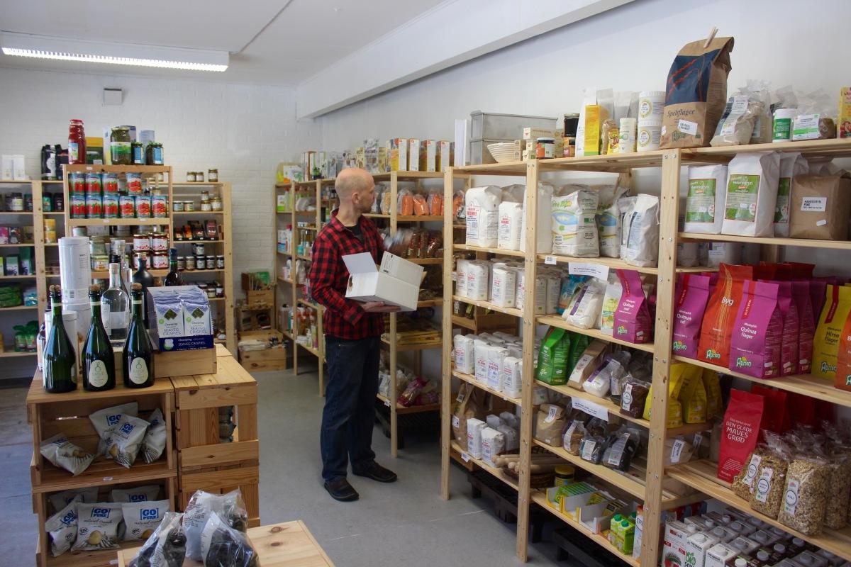 Plastikfrei einkaufen - geht das auf Bornholm? Ein Selbstexperiment.
