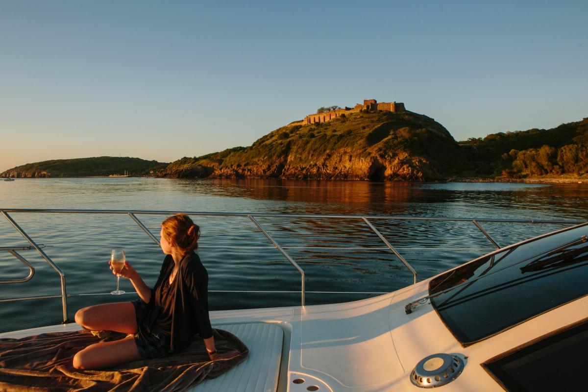 """Ahoi Bornholm: Tolle Bootstouren um die Insel mit der """"Genesis""""!"""